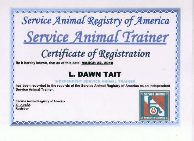 avatar k-9 training